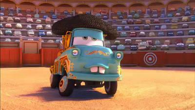 El Materdor - Cars Toons: Mater's Tall Tales