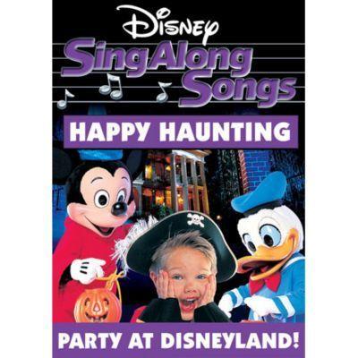 Disney Sing Along Song...