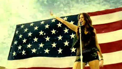 """Party in the U.S.A."" - Official Music Video - Miley Cyrus"