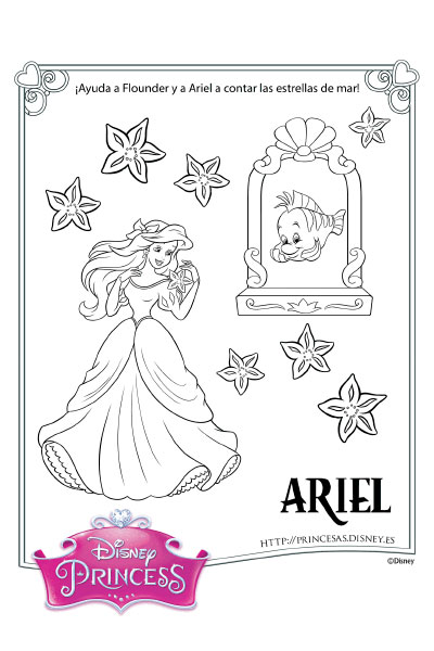 Actividades con Ariel