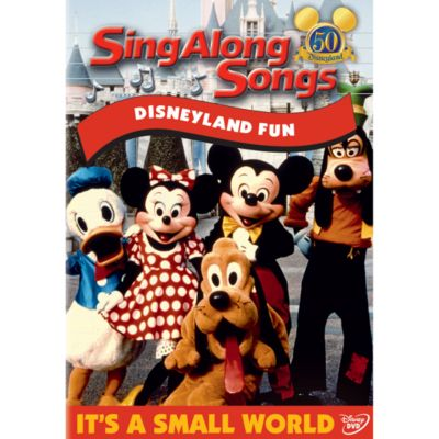 Disney Sing Along Songs Disneyland Fun Disney Movies