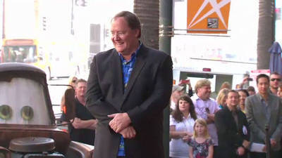 John Lasseter Hollywood Walk of Fame
