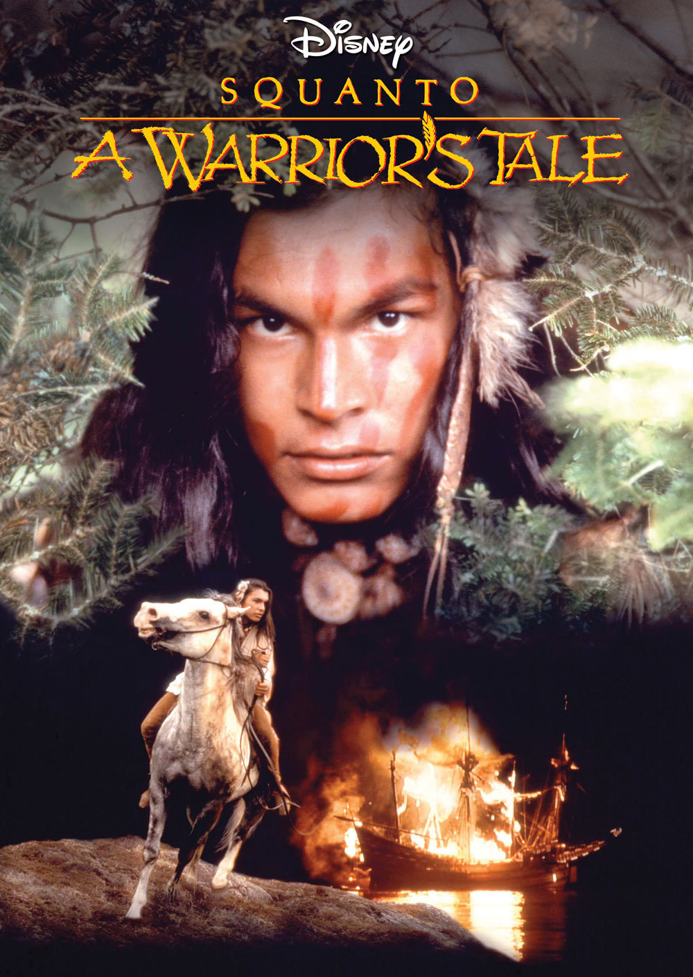 squanto a warriors tale disney movies
