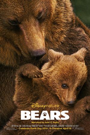 Hasil gambar untuk bears disneynature