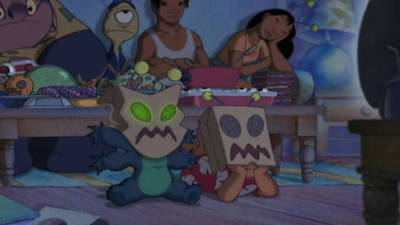 Lilo & Stitch 2: Stitch has a Glitch Trailer