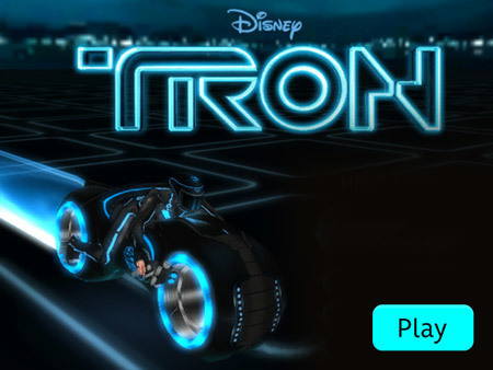 TRON Legacy: Light Cycle