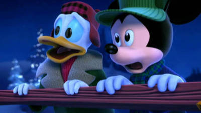Mickey's Twice Upon a Christmas Trailer