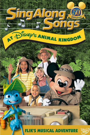 Disney Sing-Along-Songs: Flik's Musical Adventure