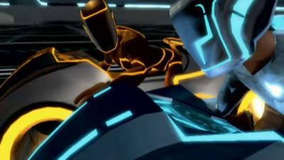 TRON: Evolution Battle Grids