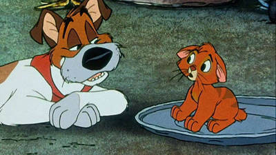 Oliver and Company Trailer