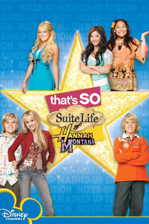 thats so suite life of hannah montana disney movies
