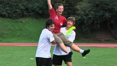 Tricks of the Trade at the Frisbee and Soccer Ball World Cup