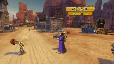 Toy Story 3 Video Game: Play as Zurg