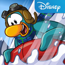 Club Penguin Sled Racer