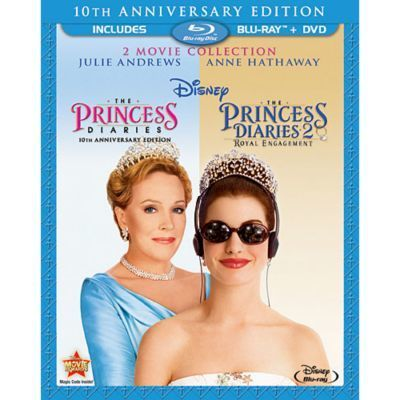 10th Anniversary 2-Movie Collection Blu-ray™ Combo