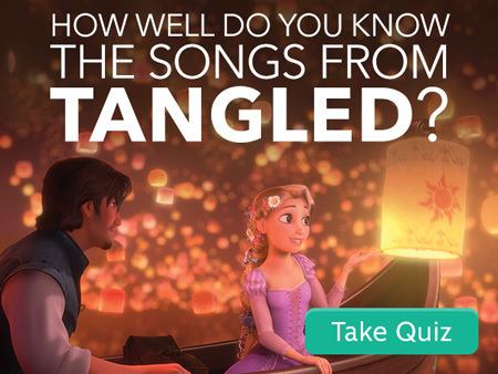 How Well Do You Know the Songs From Tangled?
