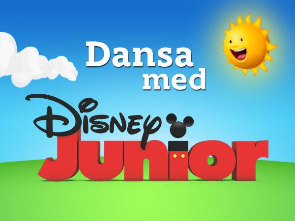 Dansa med Disney Junior