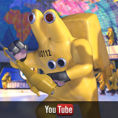 Monsters, Inc. on YouTube