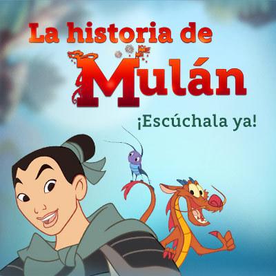 Mulan - Aja Storybook - Stream