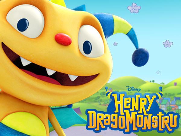 Henry Dragomonstrul