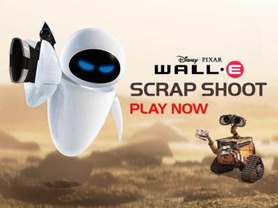 WALL-E - Scrap Shoot