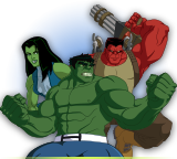 Marvel's Hulk and the Agents of S.M.A.S.H.