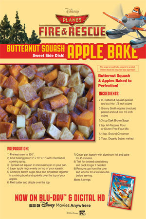 Apple Bake