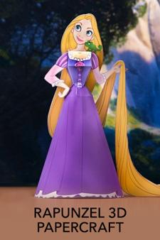Rapunzel Disney Princess Singapore
