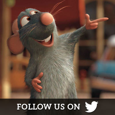 Ratatouille on Twitter