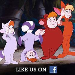 Peter Pan on Facebook