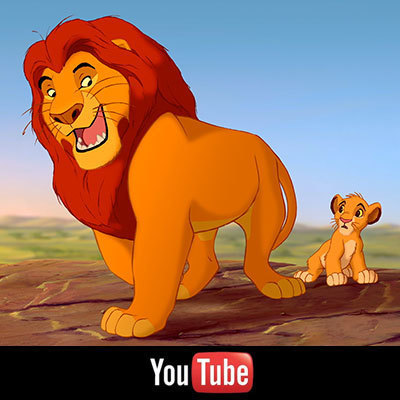 The Lion King on YouTube