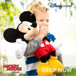 Disney Store Mickey Shop