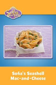 Seashell Mac 'N Cheese