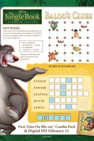 Baloo's Clues