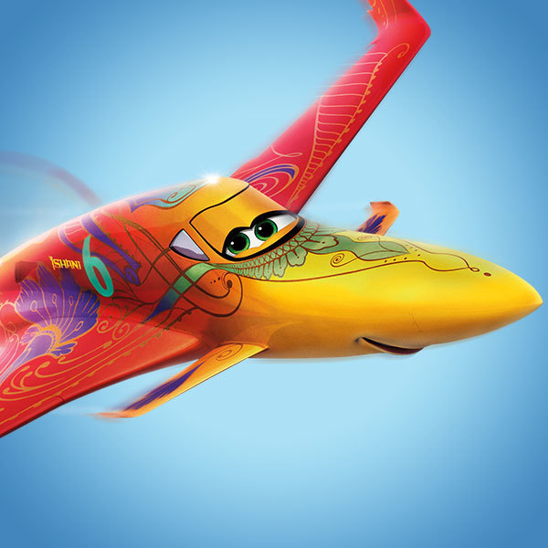 Characters | Planes | Disney Movies