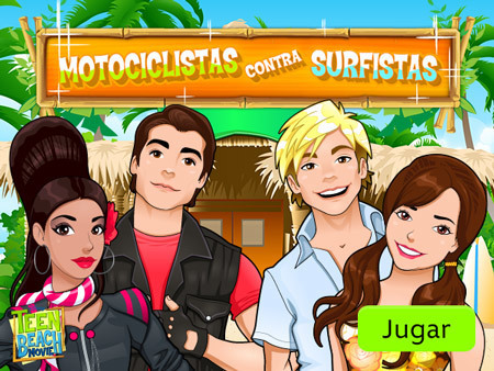 Teen Beach Movie - Motociclistas contra Surfistas