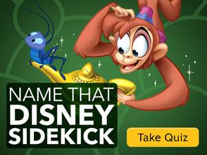 Name That Disney Sidekick