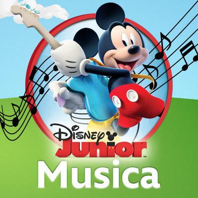 Le canzoni di Disney Junior