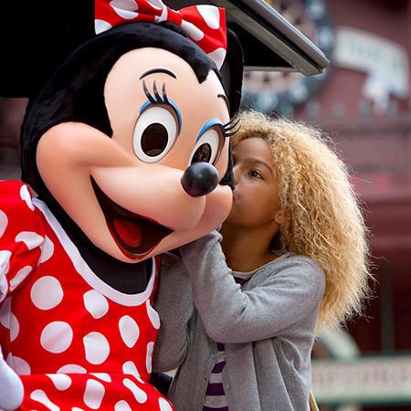 Parki Disneya