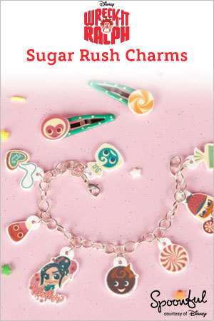 Sugar Rush Charms