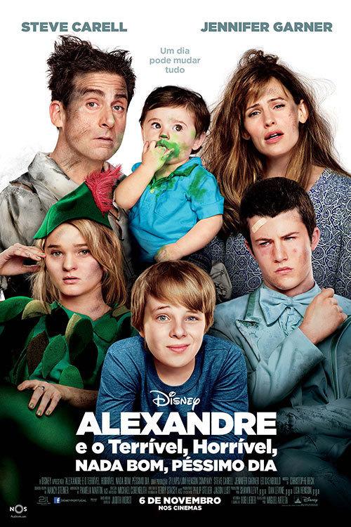 Alexandre e o Terrível, Horrível, Nada Bom, Péssimo Dia