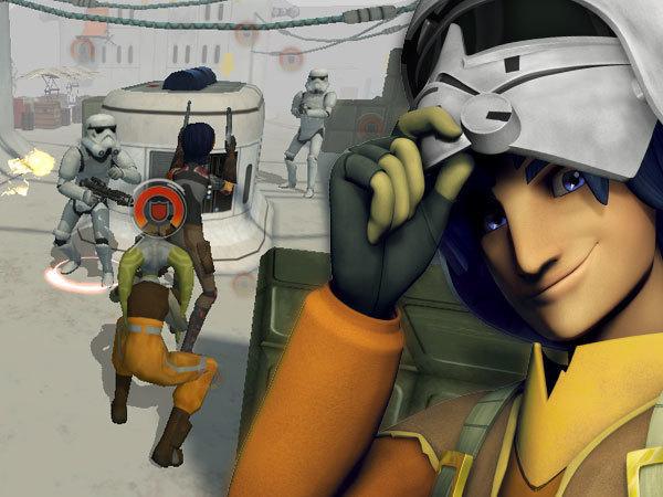 Rebel Strike - Star Wars Rebels