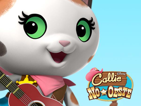 Callie no Oeste