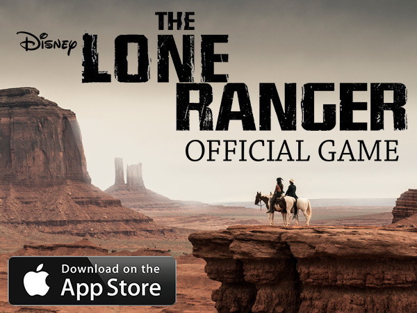 Lone Ranger Mobile Game