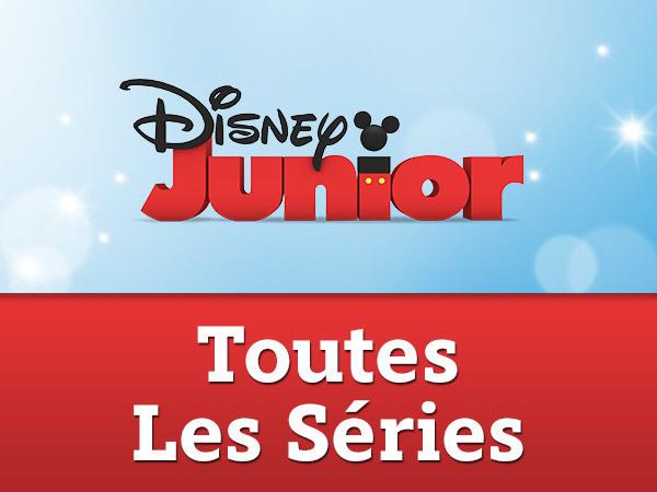 Disney Junior - Toutes les séries