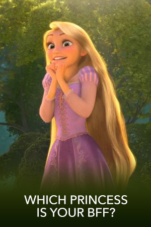 Quiz: Which Disney Princess Should Be Your BFF?