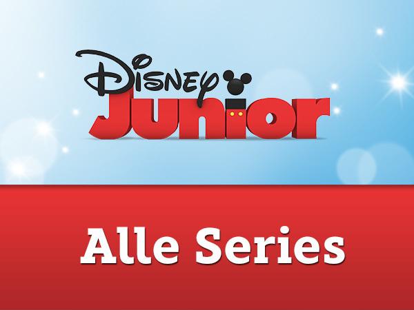 Disney Junior - Alle Series