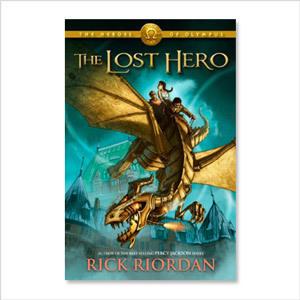 Lost Hero Excerpt