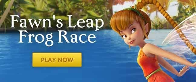Fawn's Leap Frog Race