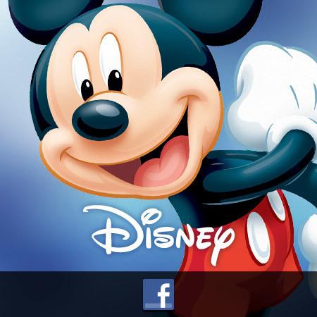 Disney på Facebook